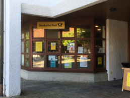 Postfiliale im Rathaus
