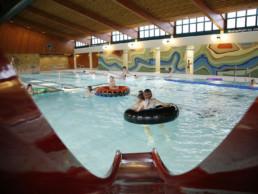 Spielenachmittag in Schwimmbad