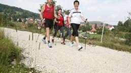 Nordic Walking rund um Gomadingen