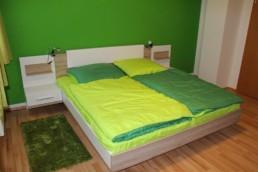 Grünes Zimmer Ferienwohnung