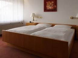 Hotelzimmer im Hirsch
