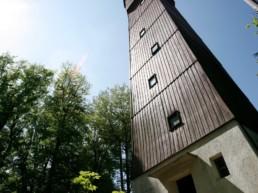 Sternbergturm Frontansicht