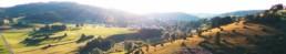 Blick über Gomadingen