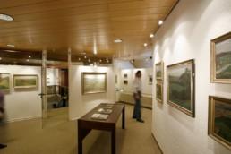 Bilder Galerie Ausstellung Gomadingen
