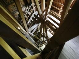 Treppenaufgang Sternbergturm