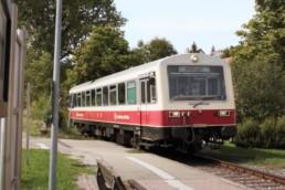 Zug nach Münsingen